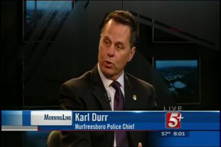MorningLine: Murfreesboro Police Department