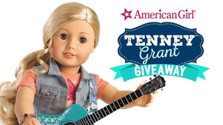 American Girl Nashville Doll Giveaway