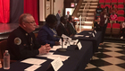 Students Hold Panel On Black Youth Violence