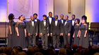 Fisk Jubilee Singers Perform At BGA Free Concert