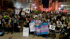 Protesters Fight For Transgender Rights In Rally