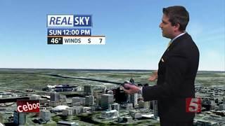 Kelly's Forecast: Sunday, February 26, 2017