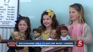 New American Girl Doll Takes On Bluebird Cafe