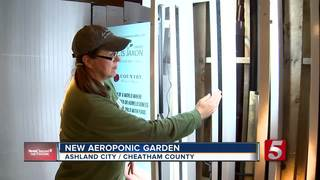 Aeroponic Garden Coming To Cheatham County