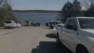 Water Recovery Underway At Percy Priest Lake