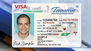Proposed License Change Lists Citizenship Status