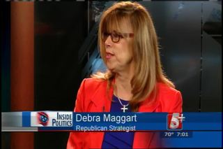 Inside Politics: Debra Maggart & Larry Woods