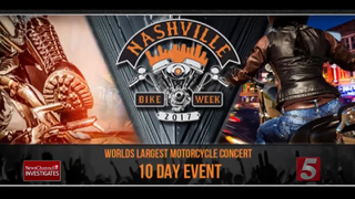 Two Major Setbacks For Nashville Bike Week