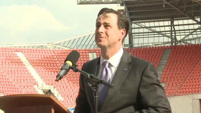 Tennessee hires John Currie as new athletic director