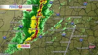 EF-1 Tornado Confirmed In Trigg County, Kentucky