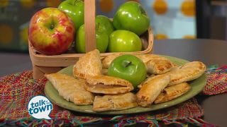 Apple Turnovers with Tennessee Fire Whiskey