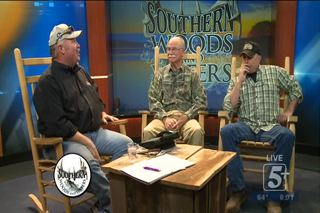 Southern Woods & Waters: Turkey Hunting