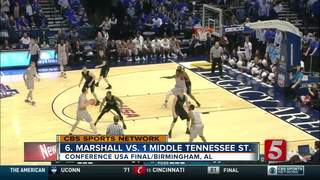 MTSU Repeats In C-USA Tourney Title