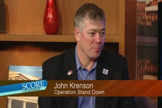 SCORE on Business: Operation Stand Down