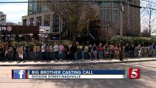 'Big Brother' Casting Call Held In Nashville