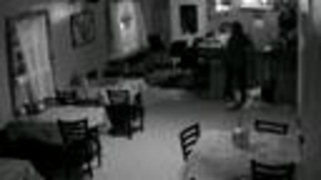Surveillance Video Of Restaurant Owner Murdered