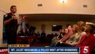 Police Meet With Mt. Juliet Neighbors