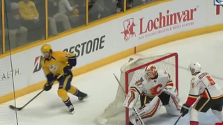 Preds Beat Flames 3-1, Keep Pace In Playoff Race