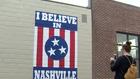 'I Believe In Nashville' Mural Restored