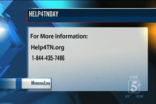 Happening Around Town: Help4TNDay