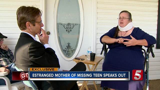 Mother Of Teen At Center Of AMBER ALERT Speaks Out