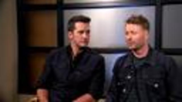 Dierks And Luke - Those Guys That Host