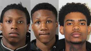 3 Arrested, Tried To Rob 88-Year-Old At Gunpoint