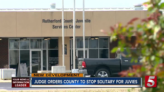 Ruling Ends Juvenile Solitary Confinement