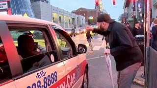 Vehicles In Loading Zones Upset Musicians