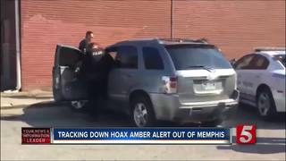 Memphis Mother Charged After False AMBER ALERT