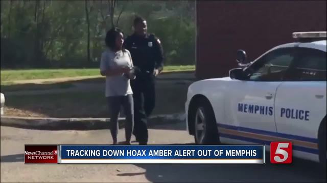 Memphis Mother Charged In Connection To False Amber Alert