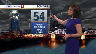 Bree's Forecast: Friday, March 24, 2017