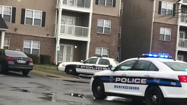 Shooting At College Grove Apartments Leaves 1 Injured