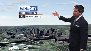 Henry's Forecast: Saturday, March 25, 2017