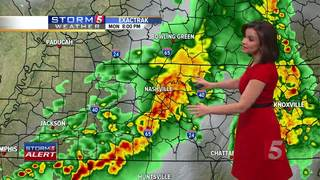 Bree's Forecast: Monday, March 27, 2017