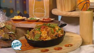 Chef's Market March Madness Macho Nachos