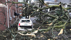 Homes, Vehicles Damaged In Severe Storms