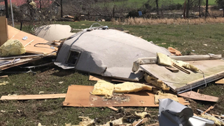 EF-1 Tornado Hits Decaturville