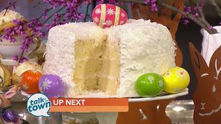 Miss Daisy's Coconut Cake