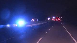 Stolen Car Found After Multi-County Pursuit