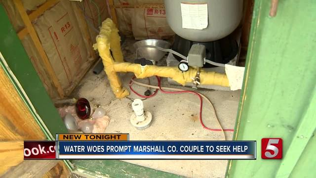 City- County Dispute Leave Lewisburg Residents With Contaminated Water