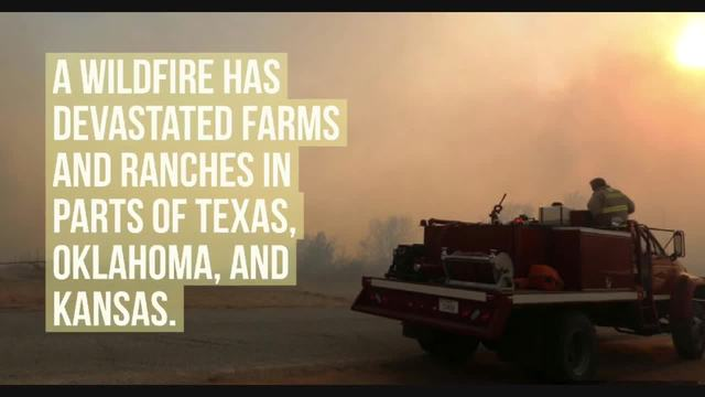 Local Farmers Helping States Affected By Fires
