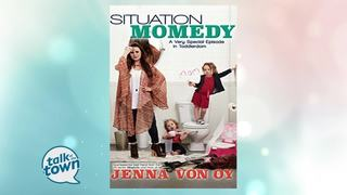 Actress & Author Jenna von Oy's Latest Book