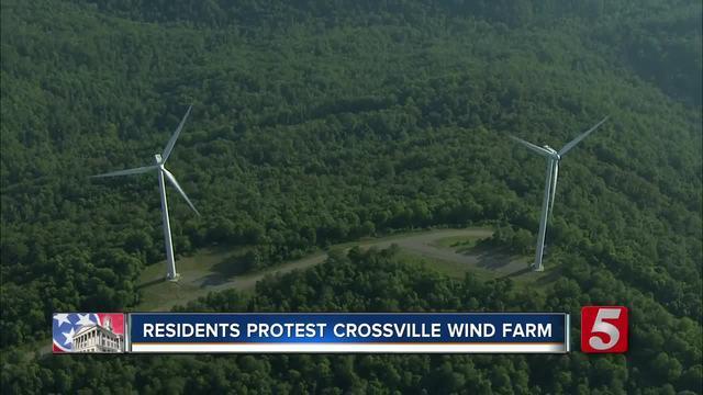 Residents Push Back Against Wind Farm