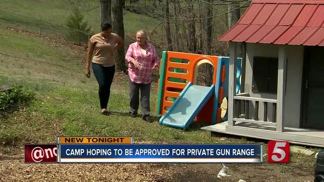 Camp Hopes To Get The OK For Gun Range But Some Residents Say No