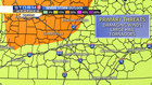 Severe Storms Could Produce Tornadoes