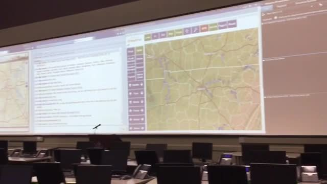 OEM Monitoring Weather Situation
