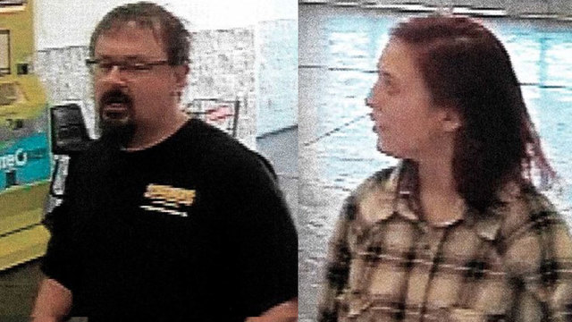Possible sighting of Tad Cummins, Elizabeth Thomas reported