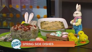 Easter Side Dishes from Ann Cox Eastes