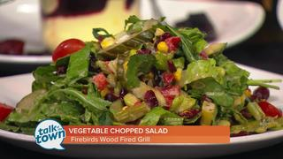 Firebirds' Vegetable Chopped Salad